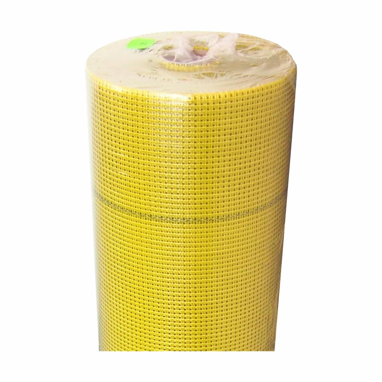 WDVS-Putzgewebe 4 x 4 olivgrün / Rolle 1,0 x 50 m