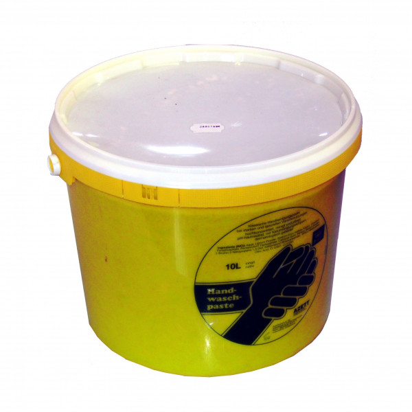 Handwaschpaste mit Naturreinigungskörpern / Eimer a 10 Liter