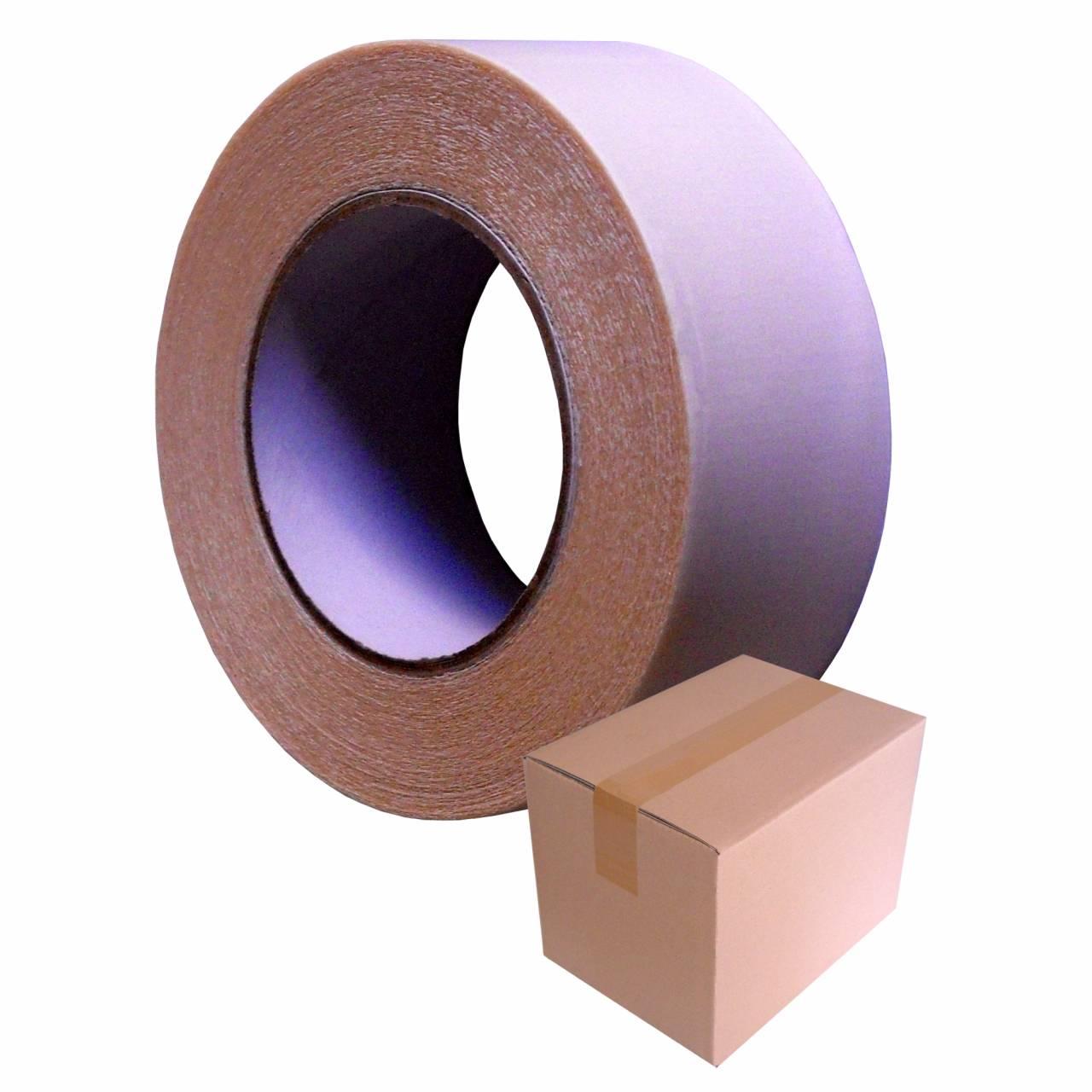 Teppich-Klebeband T215 50 mm x 25 m / Krt a 36 Rollen