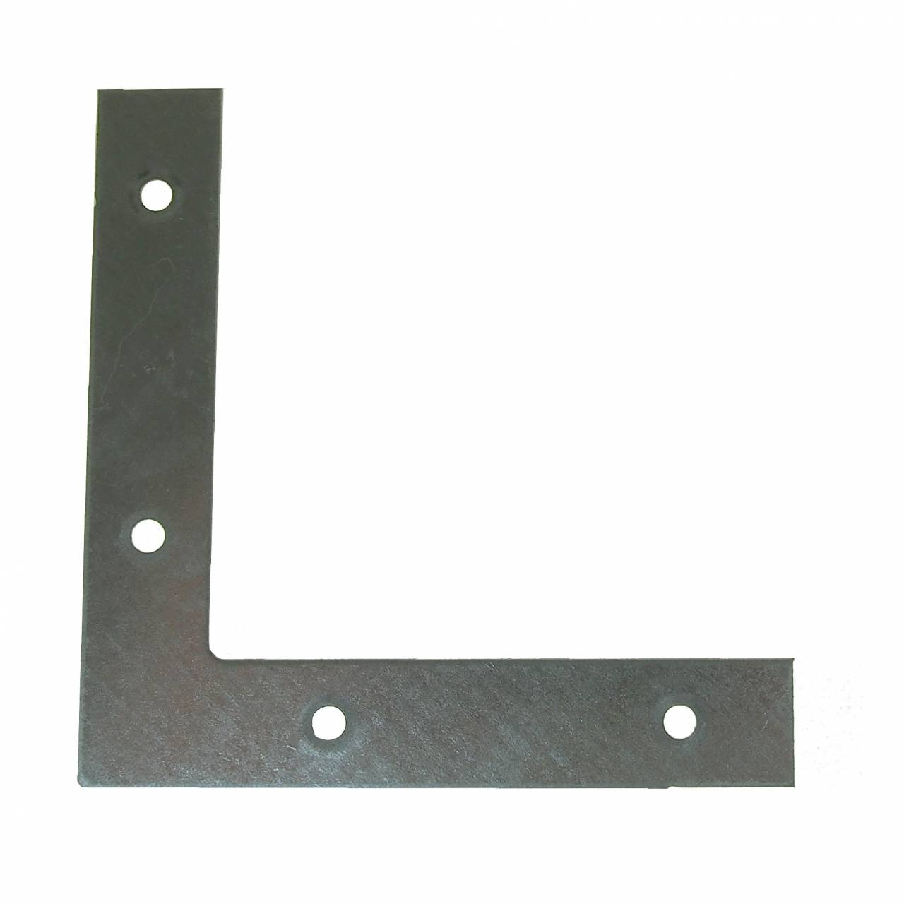 Flachwinkel vz 60 x 60 x 10 x 1,5 mm / Pck a 5 Stück