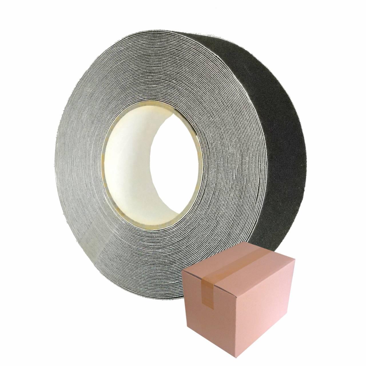 SAFETY-Tape T305 schwarz, 50 mm x 18 m / Rolle