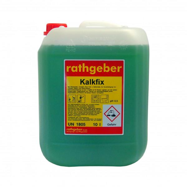 Sanitärreiniger 'Kalkfix' / 10,0 L PE-Kanister
