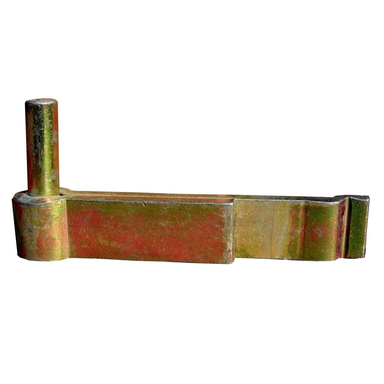 Einmauerkloben vz, mit Dorn Ø 16 x 165 mm