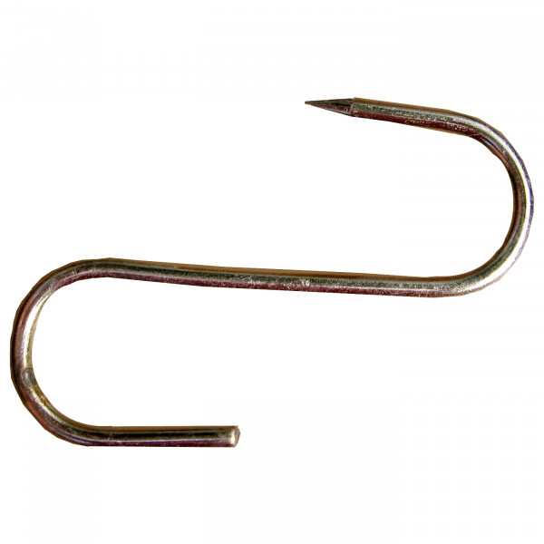 Fleischhaken vn 100 mm / Pck a 5 Stück