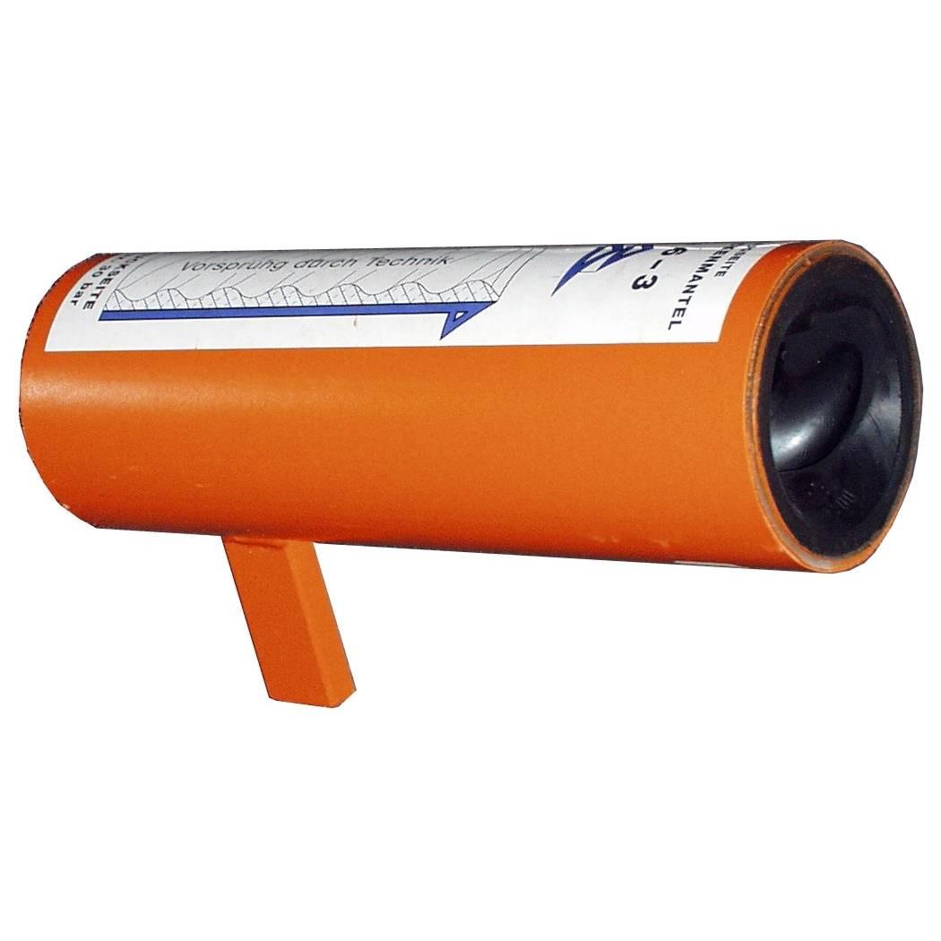 Schneckenmantel / Stator D6-3 orange