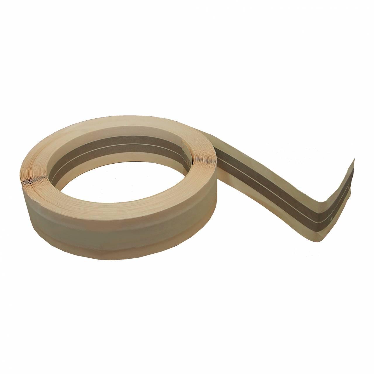 Alu-Kantenschutz für Gipskarton, 5 cm x 30,0 m / Rolle
