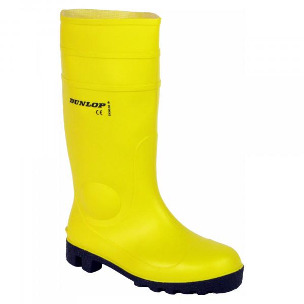 Schutz-Stiefel S5D, gelb, Gr.42 / Paar