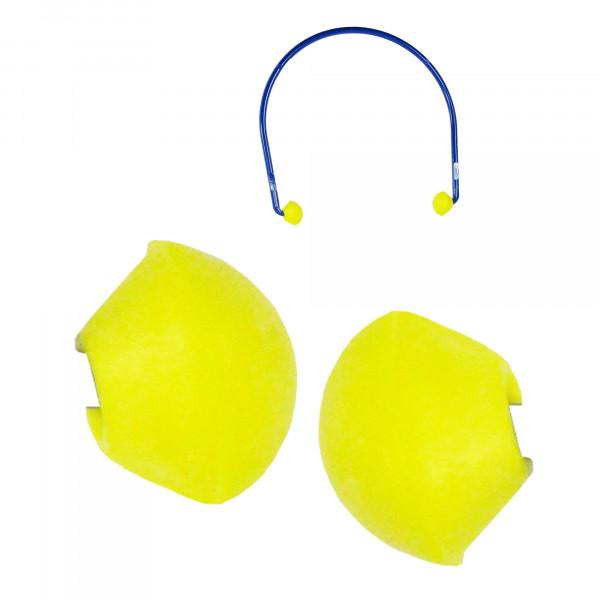 Stöpsel für Bügelgehörschutz 'EAR CAPS' 200 / Pack a 10 Stück