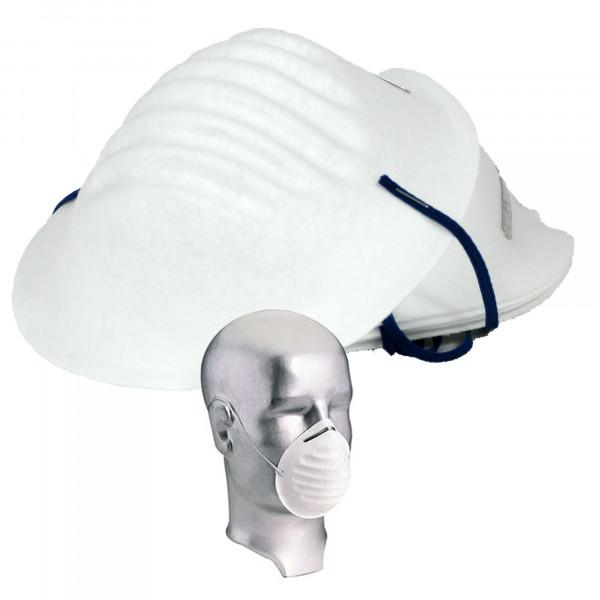 Filter- / Hygienemaske Grobstaub / Btl a 5 Stück