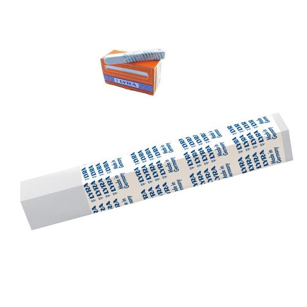 Wandtafelkreide weiss / Pck a 12 Stück