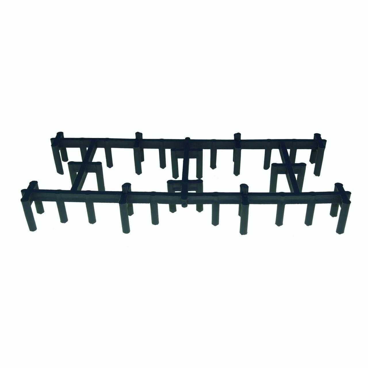 Rhombus-15 Flächen-Armierungsabstandhalter / Sack a 400 Stück