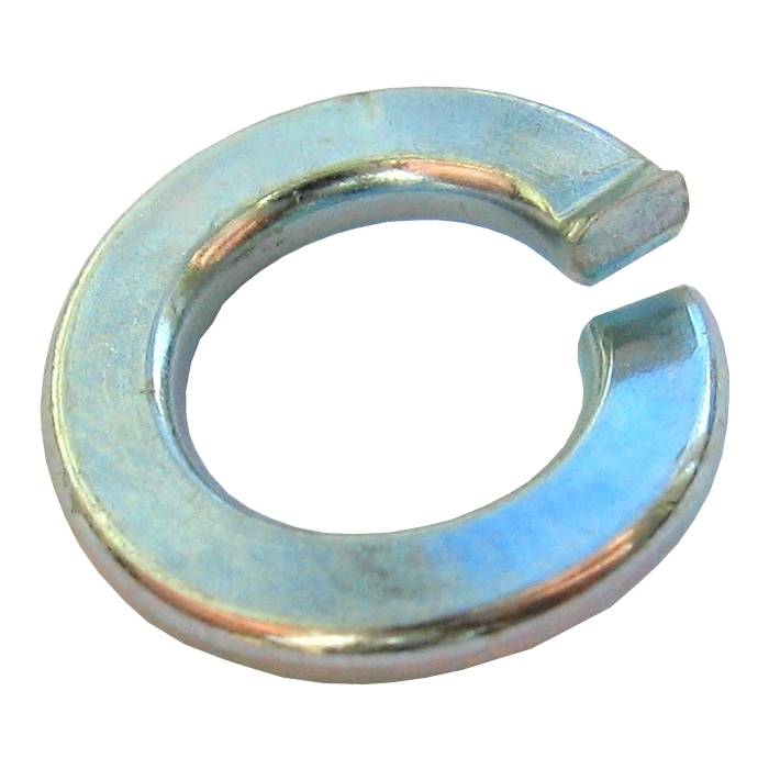 Federring DIN127 vz Ø 5,1 mm / Pck a 100 Stück