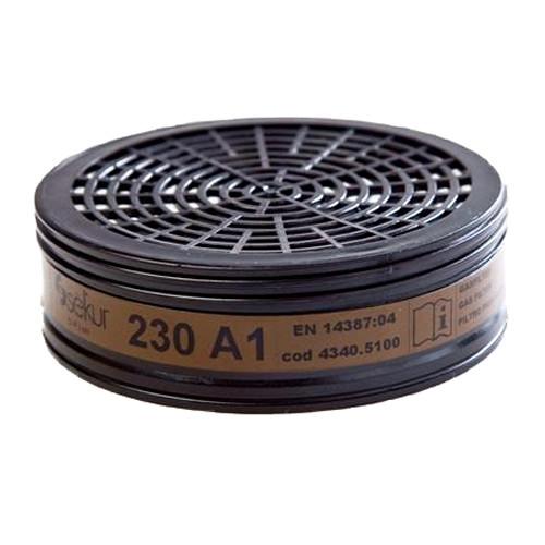 Gasfilter 230 A1 / Pck a 2 Stück