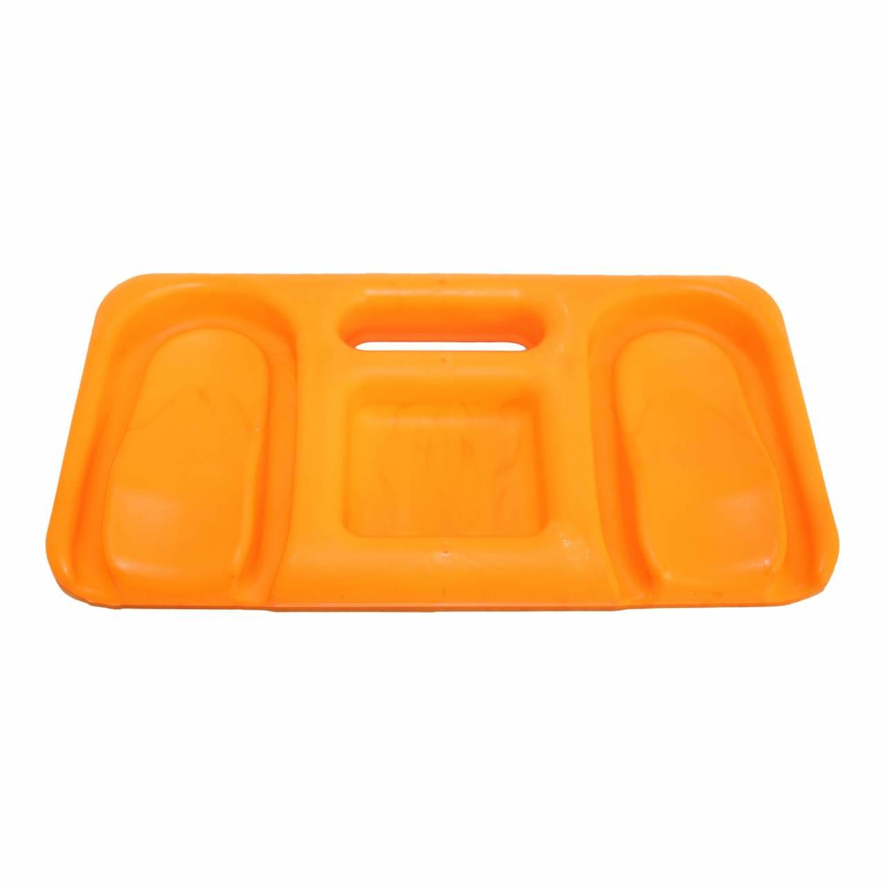 Kniekissen 'Ergo-Form', orange / Stück