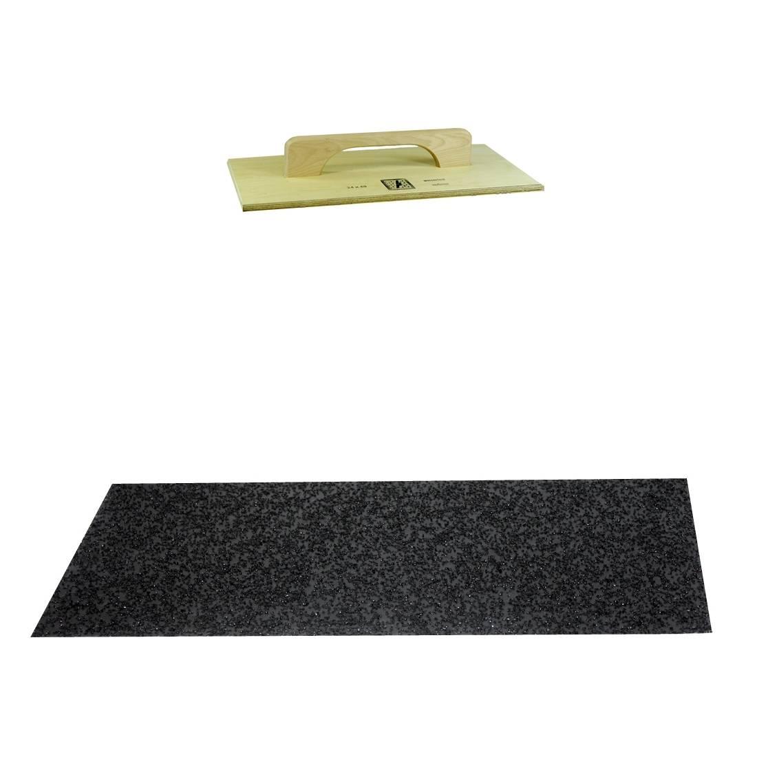 Ersatz-Schleifpapier 360 x 200 mm, Selbstklebend