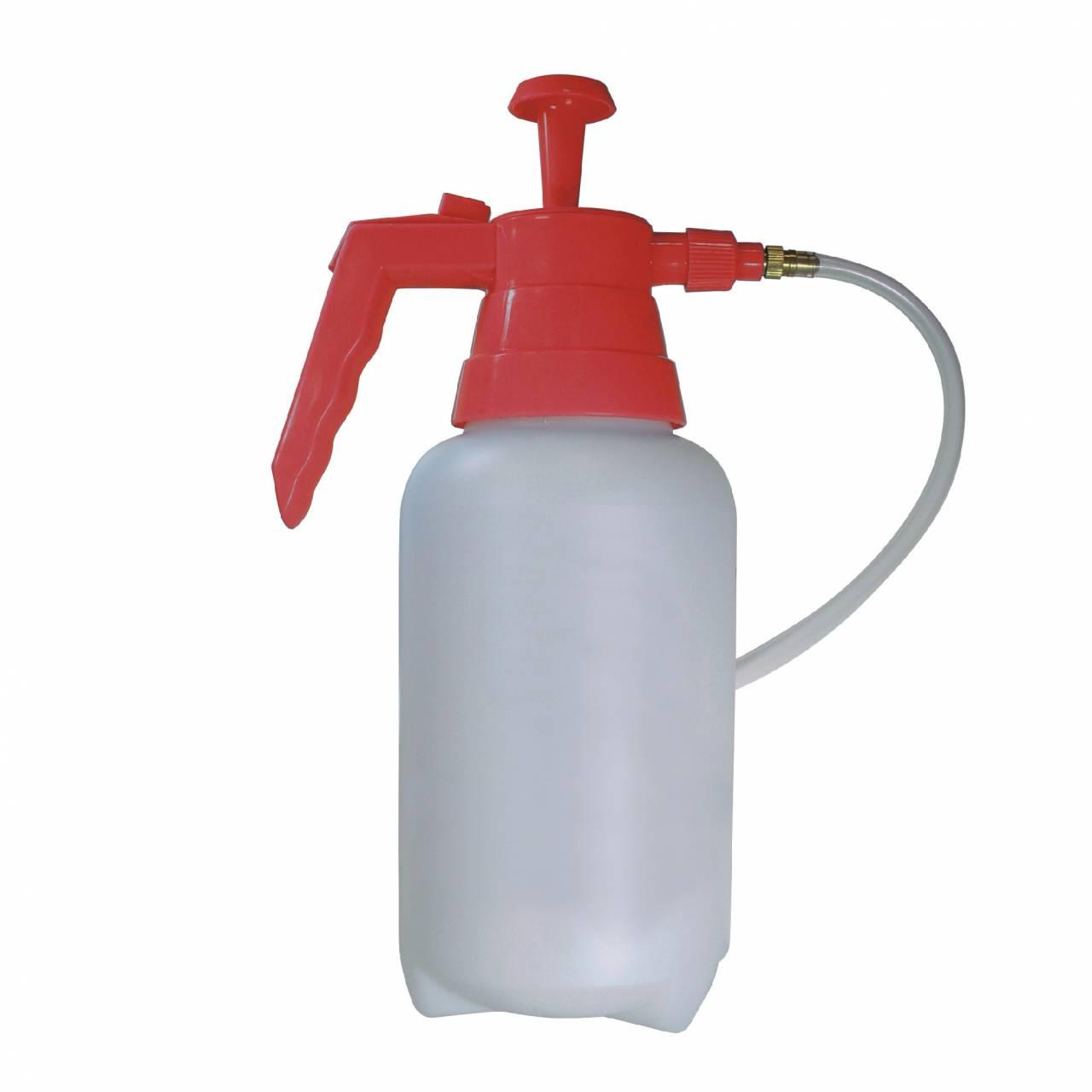 Kühlflasche für Fliesen-Bohrhilfe 'V-Notches'