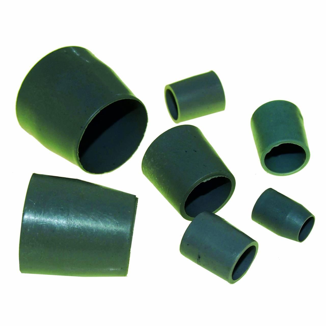 Verschluss-Stopfen Ø 10,5 mm, Kunststoff / Btl a 1000 Stück
