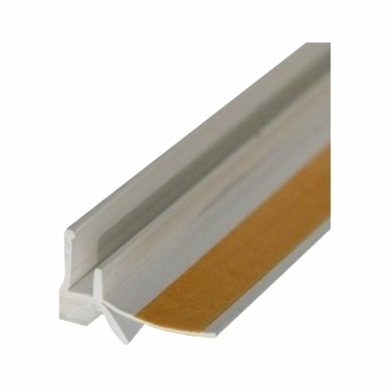Anputzleiste 9 mm +Lippe / Krt a 30 Stäbe x 2,4 m