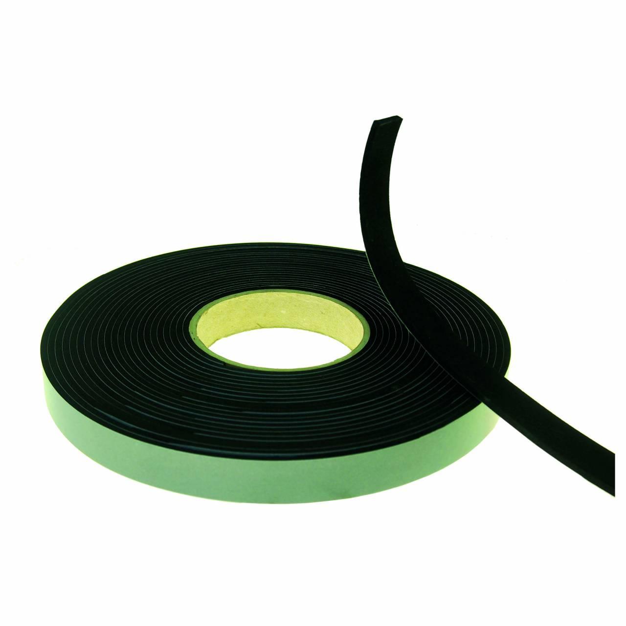 EPDM-Dichtband 10 x 2 mm x 10 lfm / Krt a 30 Rollen