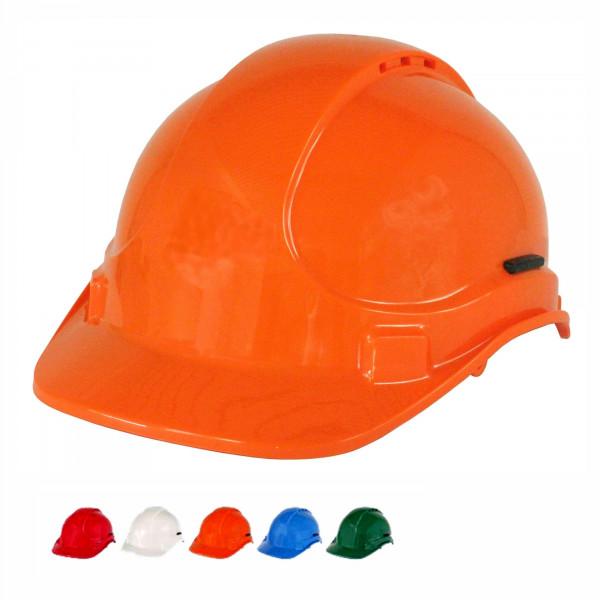 6-Punkt-Bauhelm EN 397 - orange