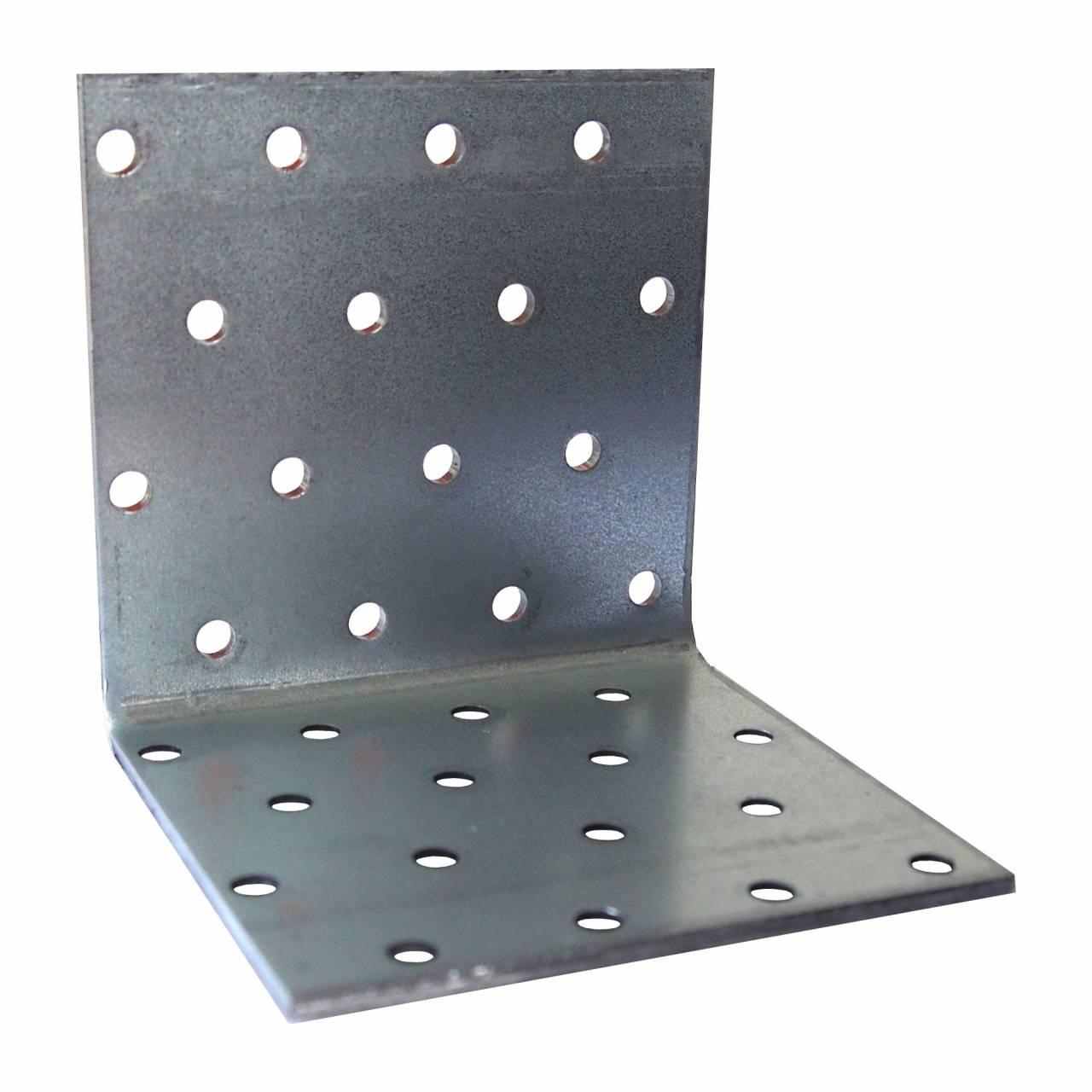 Lochplattenwinkel vz 80 x 80 x 80 x 2,5 mm