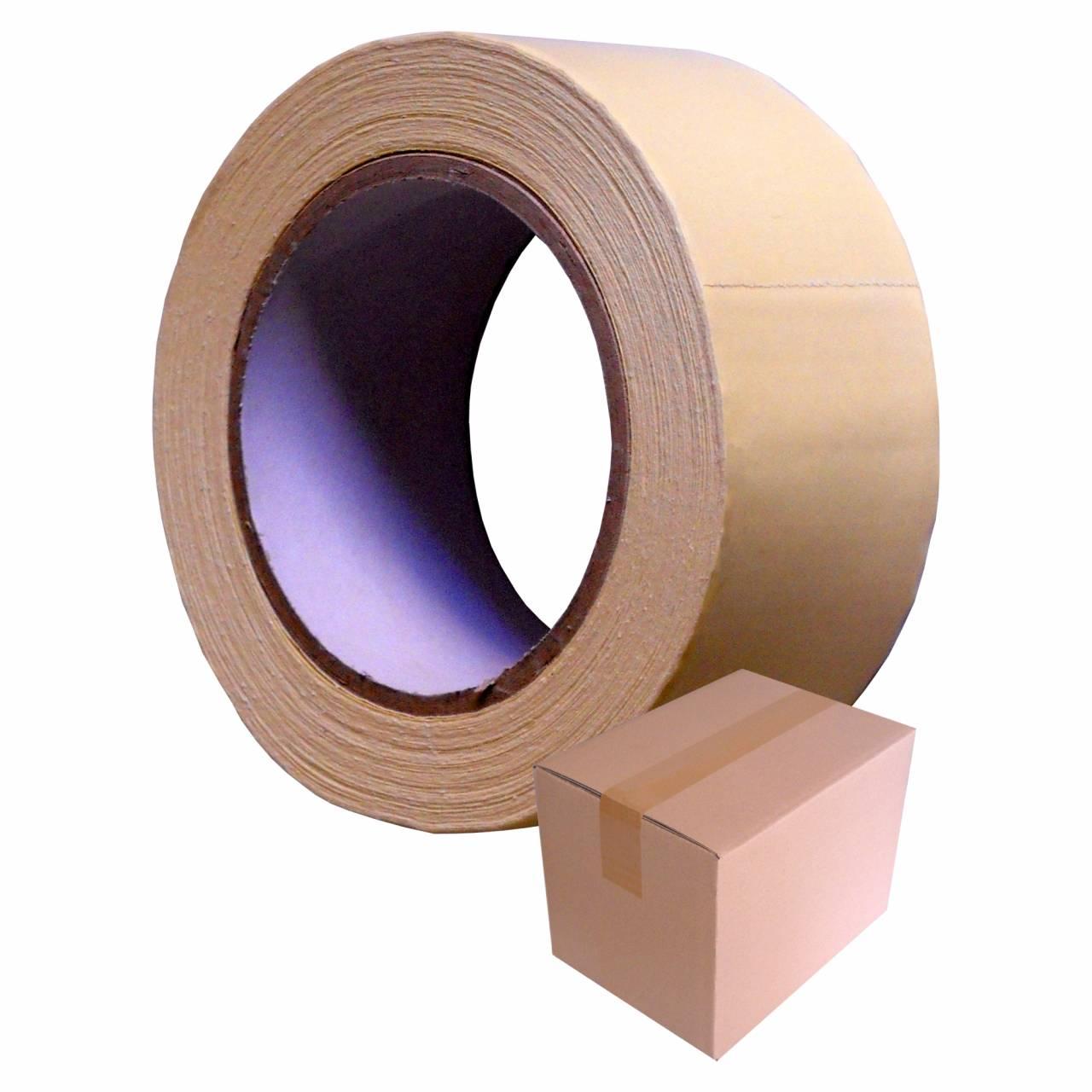 Teppich-Klebeband T210 50 mm x 25 m / Krt a 36 Rollen