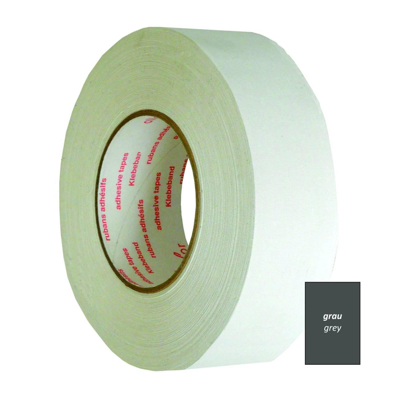 Gaffer-Tape T556, grau, 48 mm x 50 m / Krt a 24 Rollen