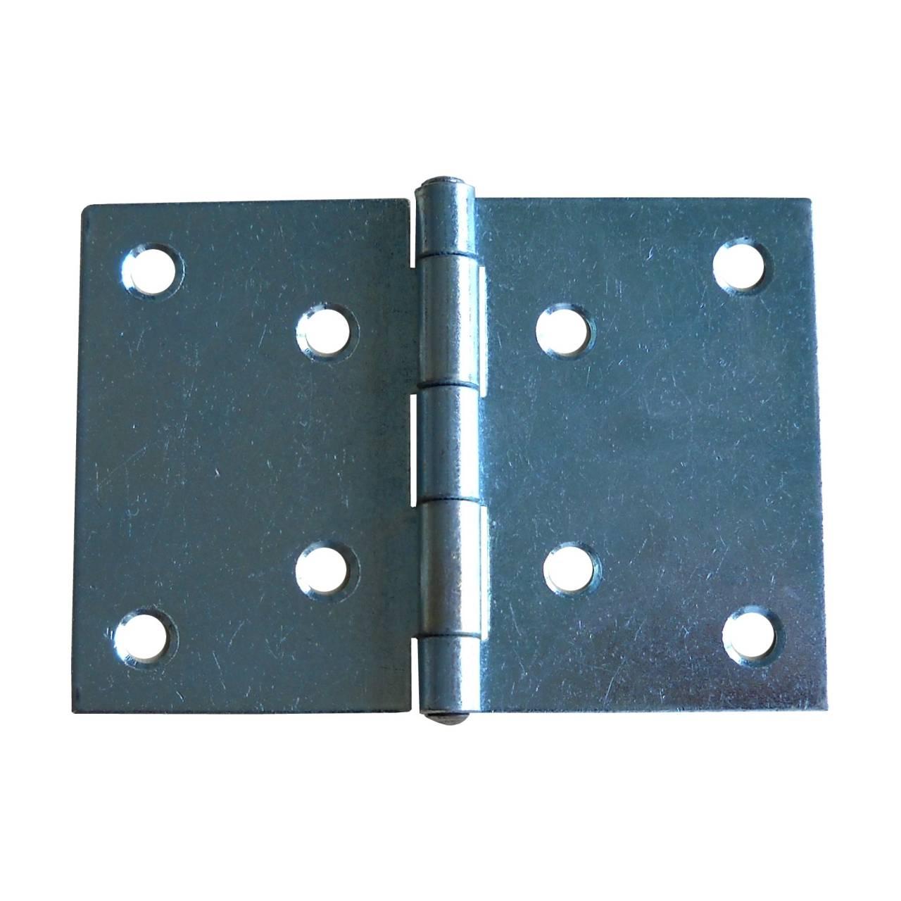 Scharnier vz 80 x 121 x 1,5 mm / Pck a 2 Stück