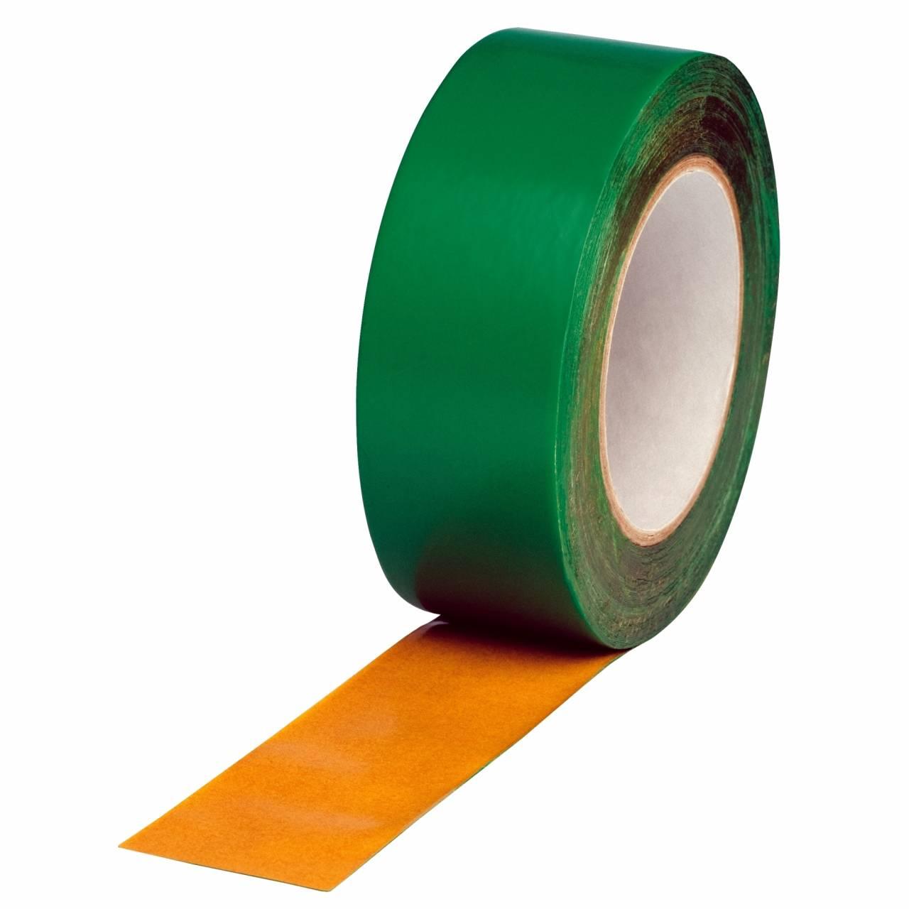 Dichtband 'ELASTO-FLEX' grün, 60 mm x 25 m / Krt a 15 Rollen