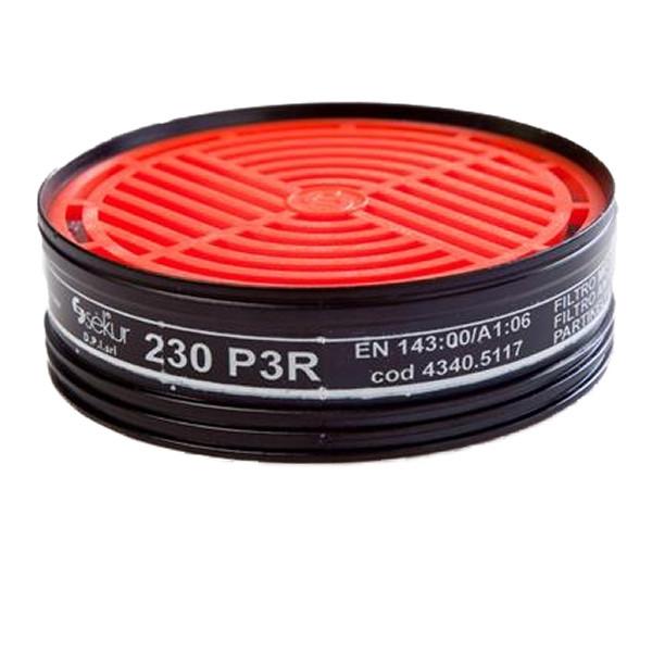 Partikelfilter 230 P3 / Pck a 2 Stück