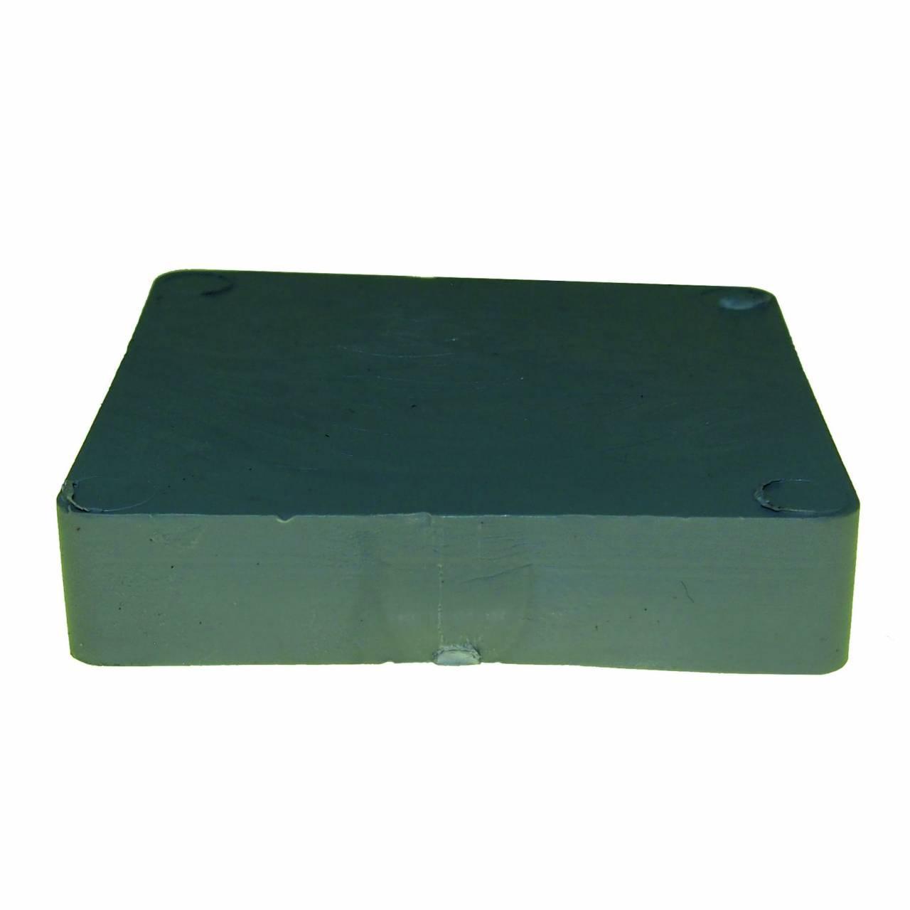 Montageplatten 70 x 70 x 15 mm, ohne Schlitz / Sack a 200 Stück