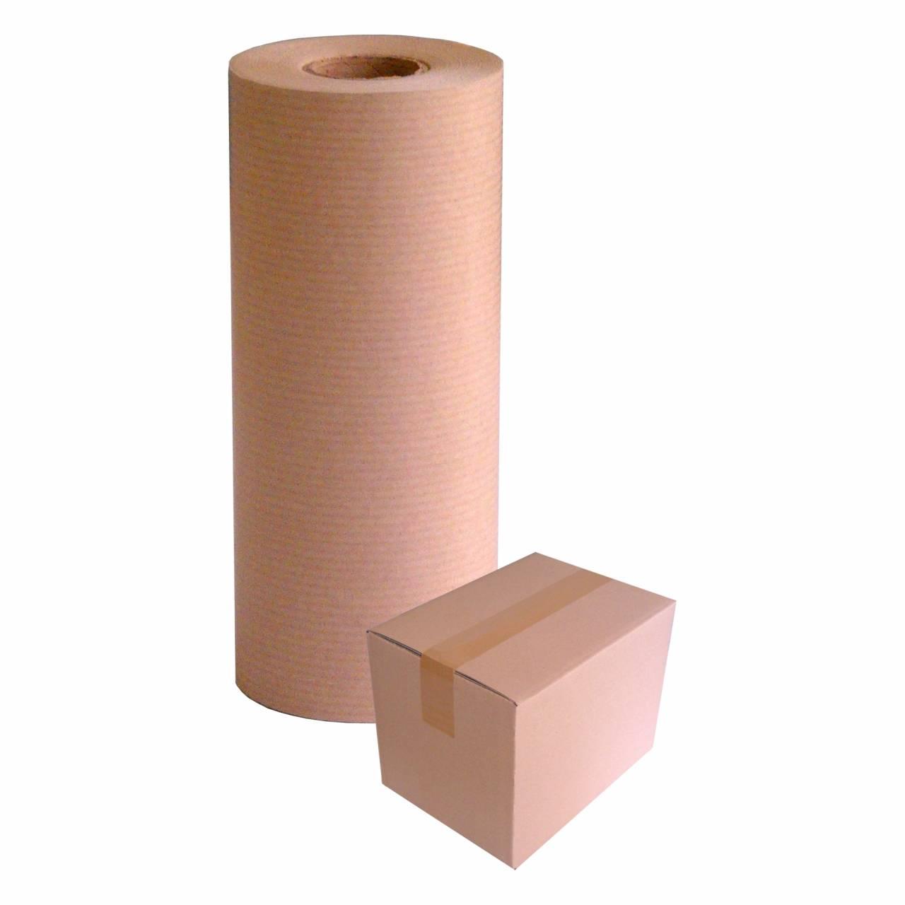 Abdeckpapier, 450 mm x 50 m / Krt a 12 Rollen