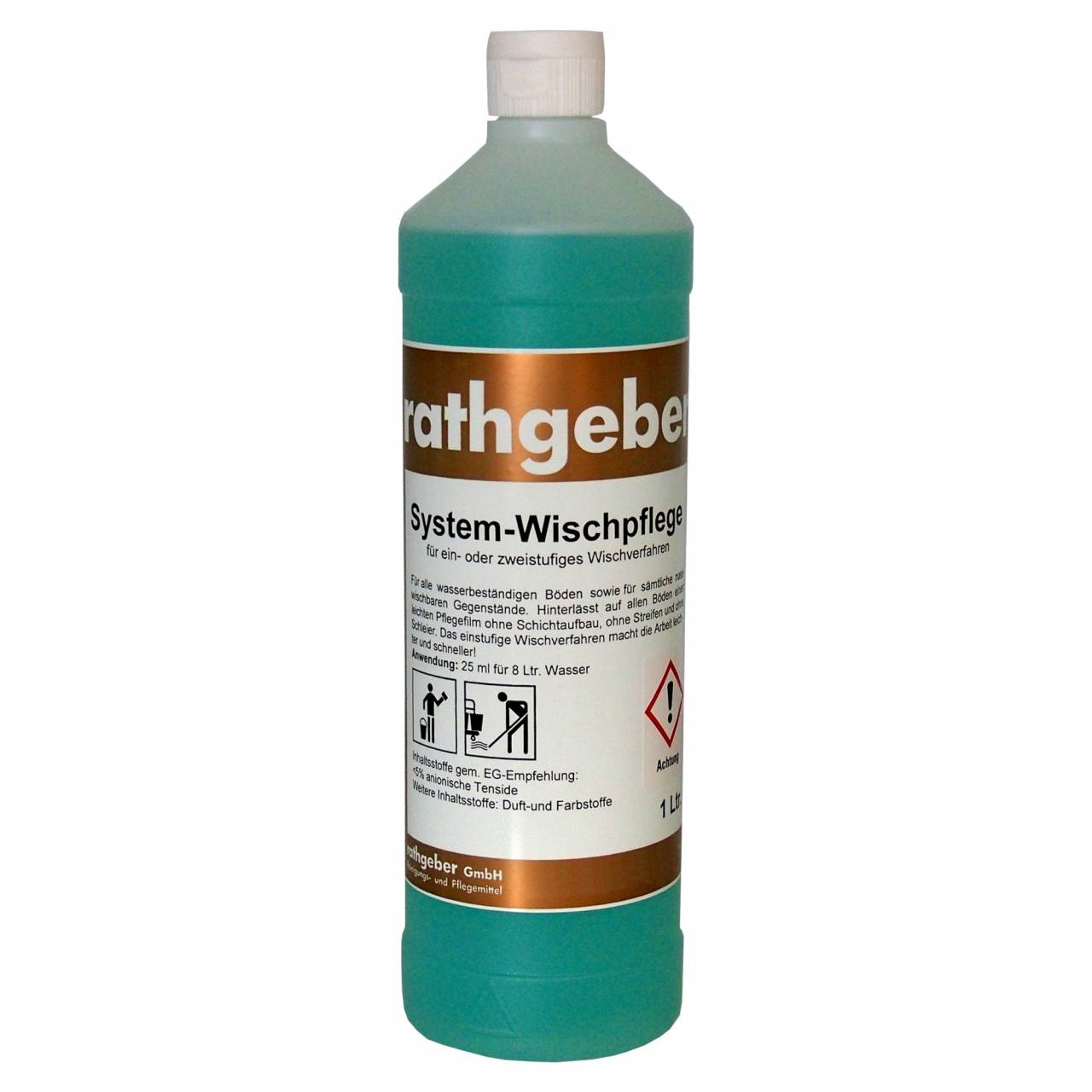 System-Wischpflege 1,0 L PET-Flasche