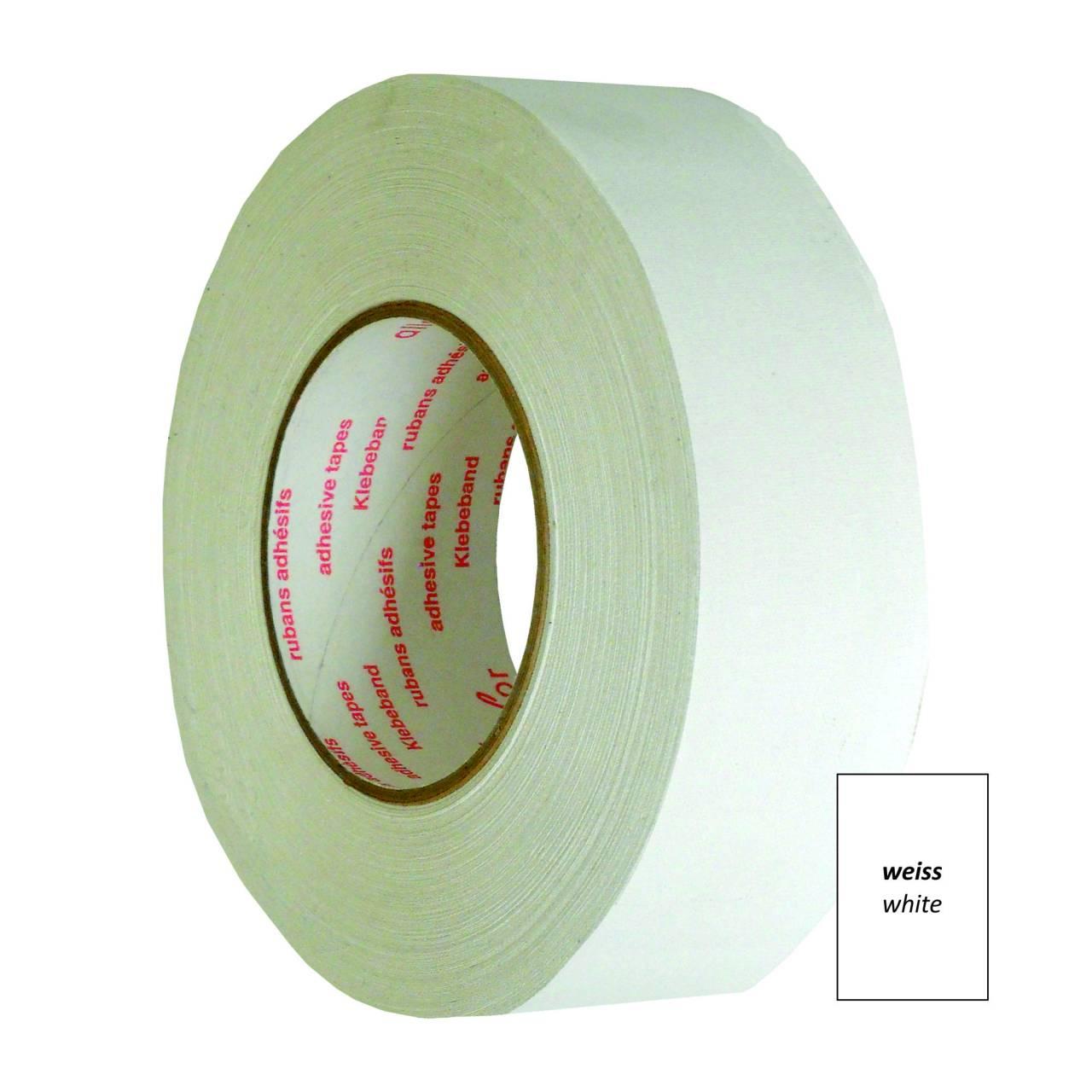 Gaffer-Tape T556, weiss, 48 mm x 50 m / Krt a 24 Rollen