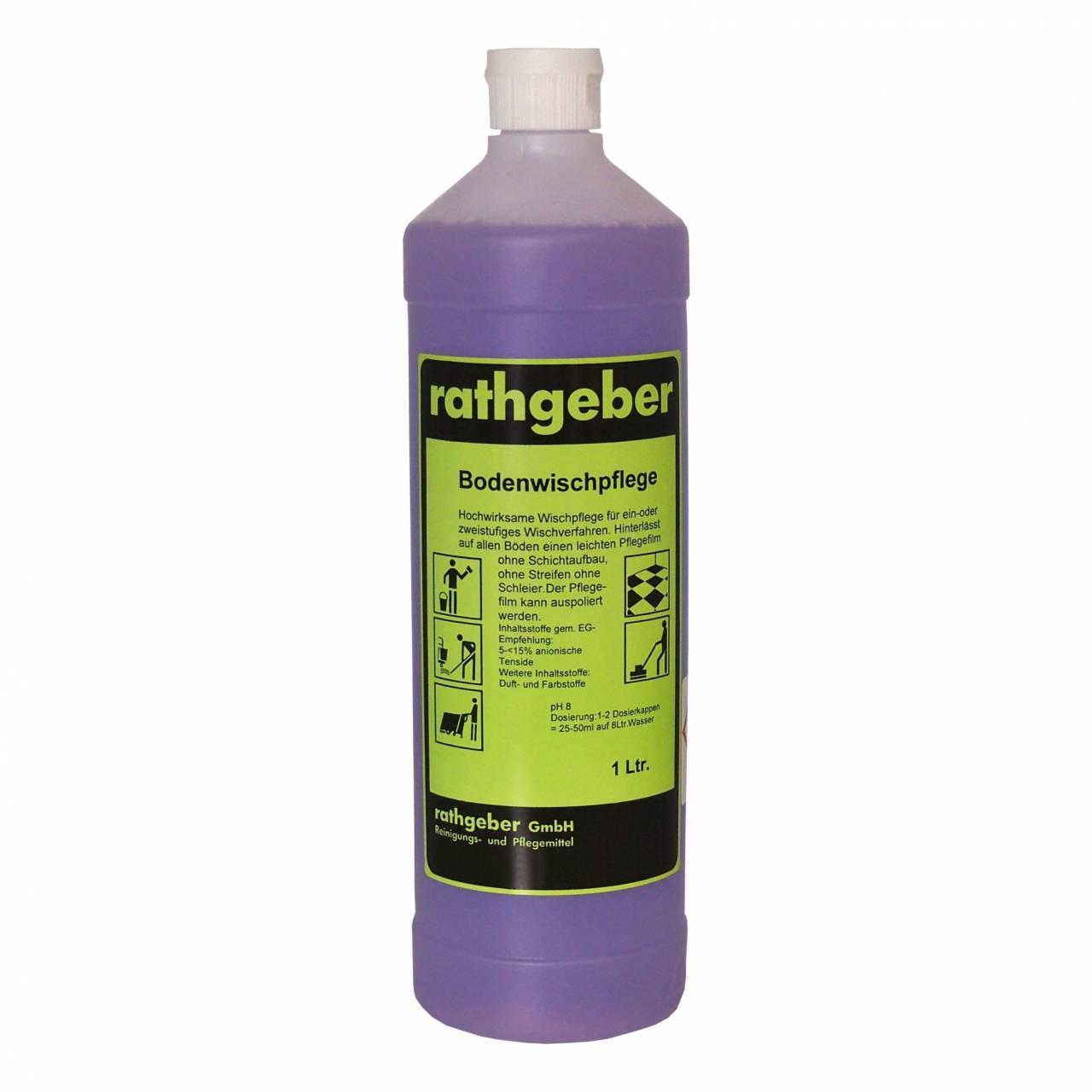 Boden-Wischpflege 1,0 L PET-Flasche