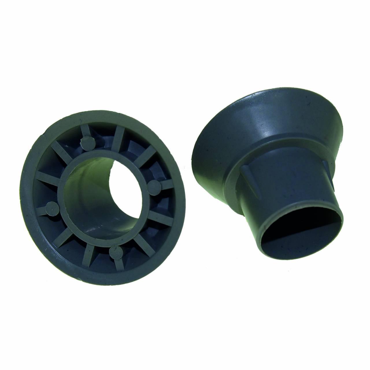 Druckkonen 22 mm, aufsteckbar / Btl a 500 Stück