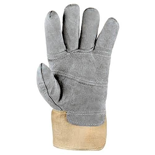 Rindspaltleder-Handschuhe Gr. 10, Kat.1 / Paar