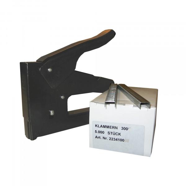 Handtacker Typ-300 / Vollmetall