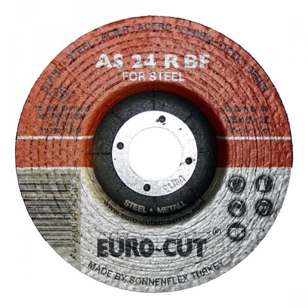 Schruppscheibe Metall Euro Cut O 125x6x22 2 Mm Baucompany24