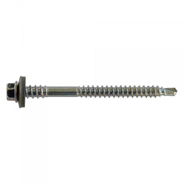 Bohrschraube E-X® BR RS HT16 Edelst. 6,5 x 160 mm / Pck a 100 Stück