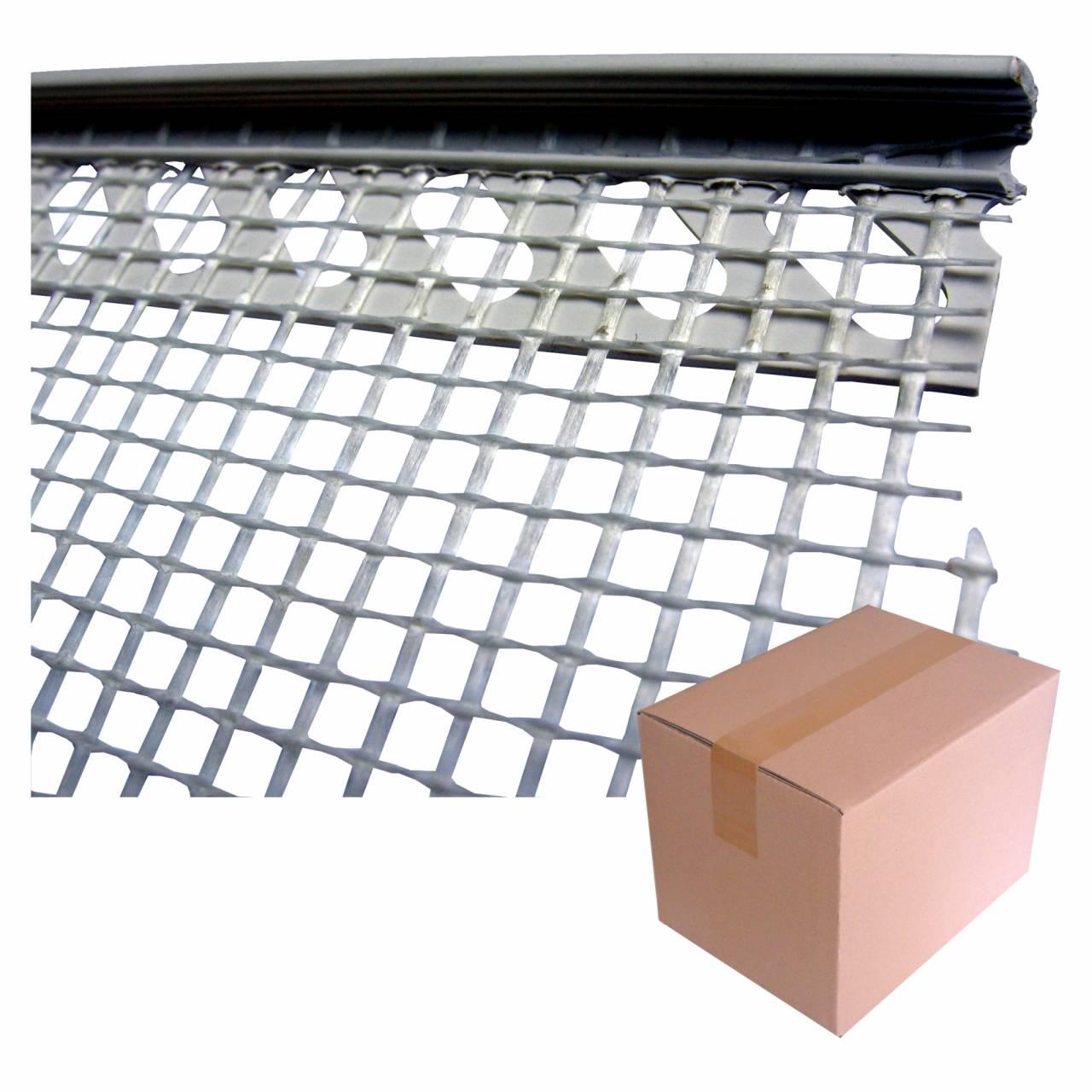 Putz-Abschlussprofil 6 mm / Krt a 50 Stäbe X 2,0 m