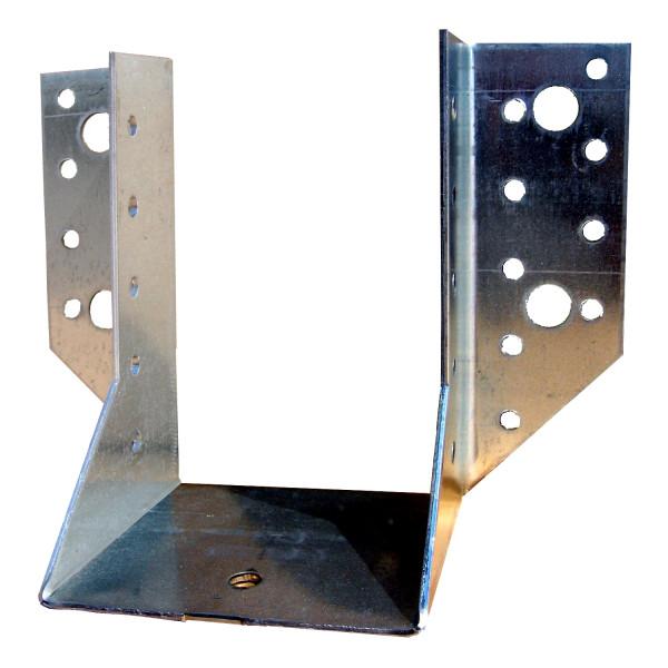 Balkenschuh vz Typ-A 80 x 120 x 2 mm