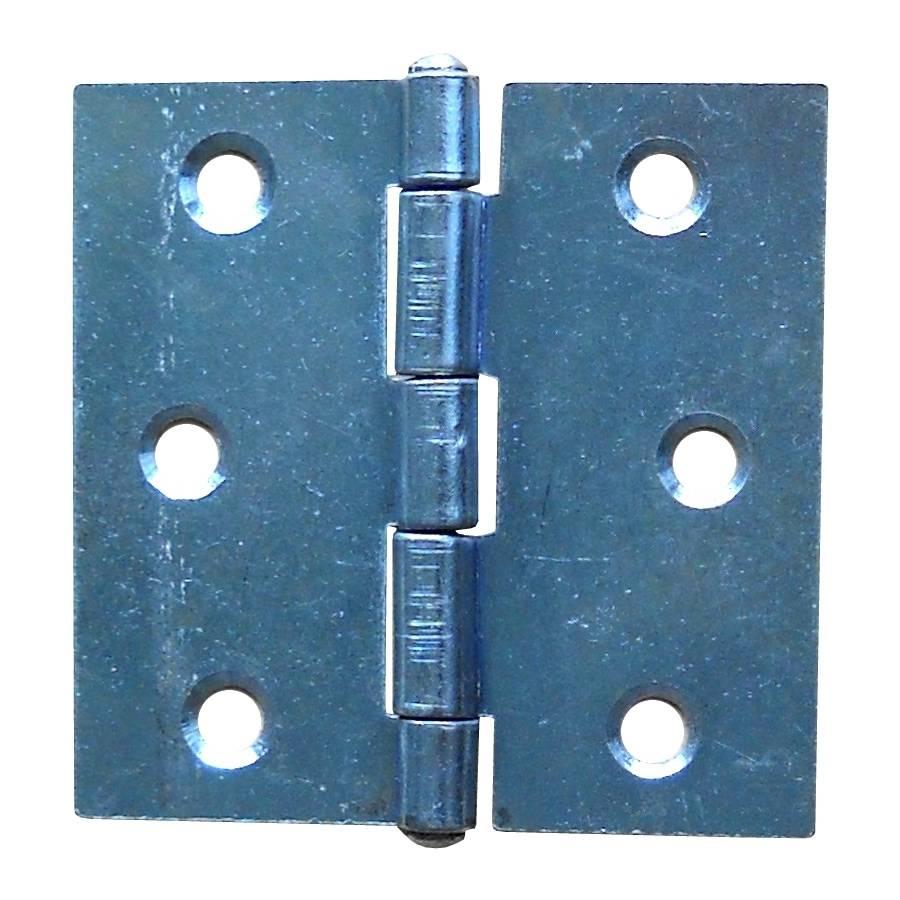 Scharnier vz 30 x 30 x 1,0 mm / Pck a 2 Stück