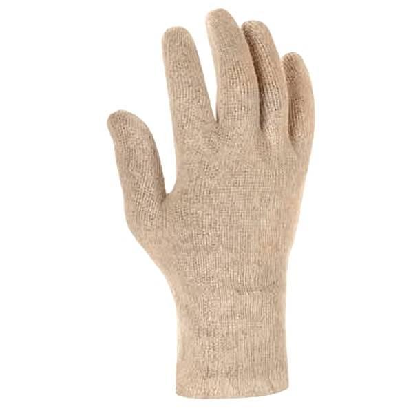 Baumwolltrikot-Handschuhe Gr. 10, leicht, Kat.1 / Paar
