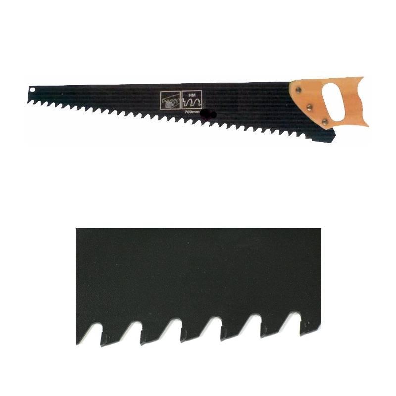 Hartmetall-Bausäge 700 mm, 34 HM-Zähne