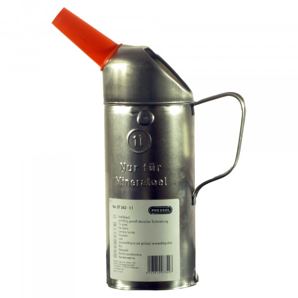 Messbecher 1,0 l, Weißblech