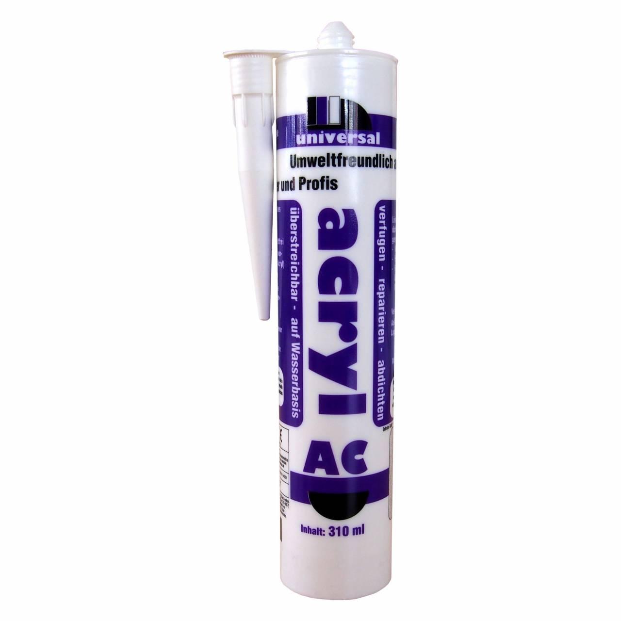 Acryl 'Universal' 310 ml weiss