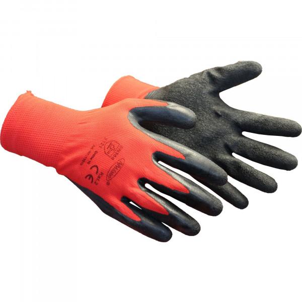 Nylon-Handschuhe Gr. 9, 'Good-Touch', EN388 Kat.2 / Paar