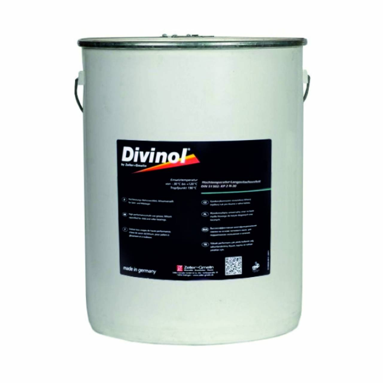Hydrantenfett 'Divinol 85010' / 15 kg Gebinde