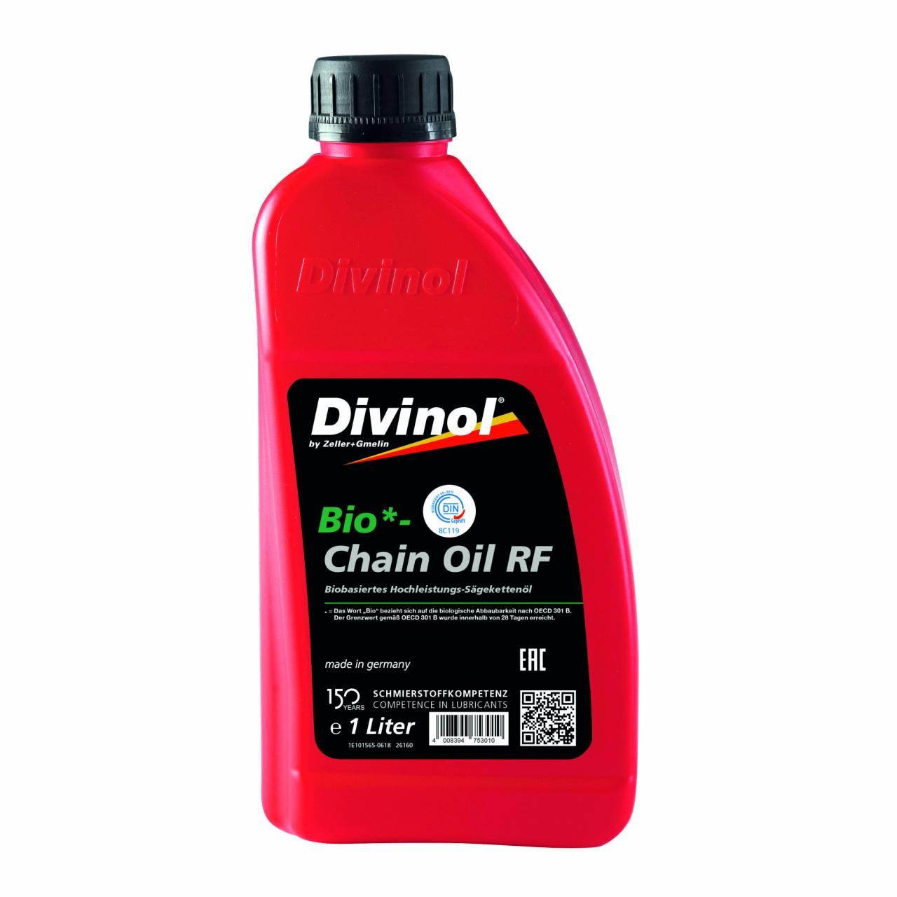 Bio-Chain Oil RF 'Divinol' / 1,0 l Kanister